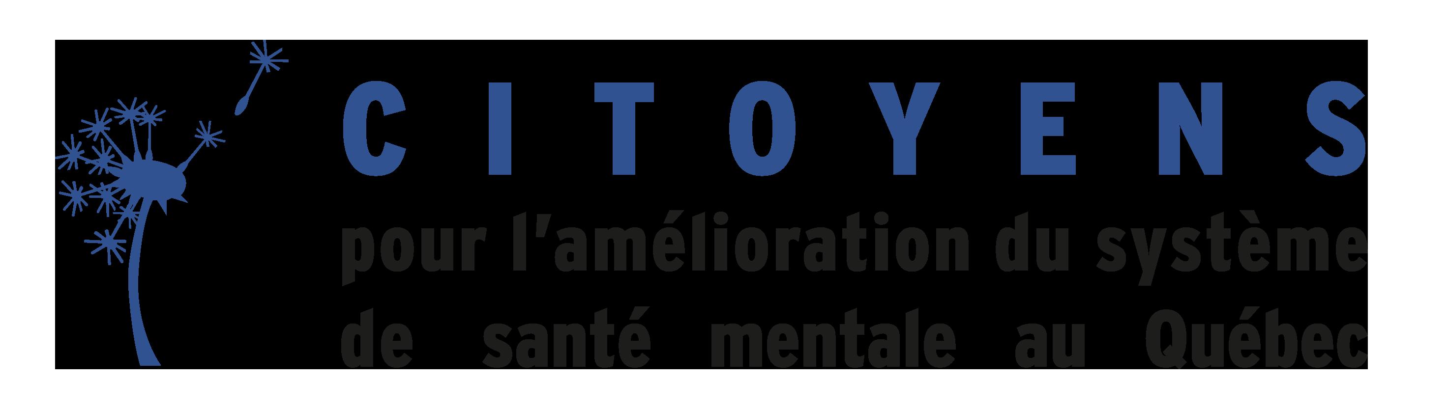 Citoyens pour l'amélioration du système de santé mentale au Québec